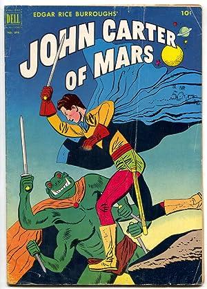 JOHN CARTER OF MARS- Four Color Comics