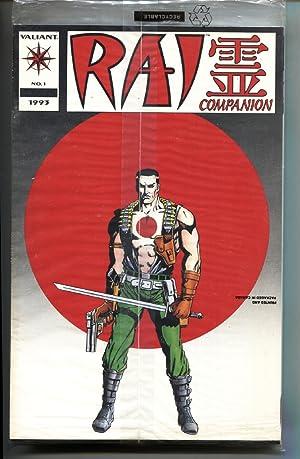 RAI Companion comic book 1993-VALIANT-Sealed NM