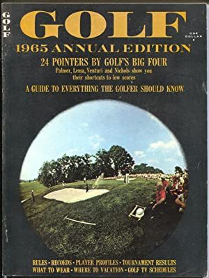 Golf Annual 2/1964-tournaments-instruction-Venturi-Palmer-Lema-FN