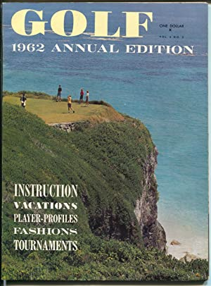 Golf Annual 2/1962-tournaments-instruction-Billy Casper-Gary Player-FN