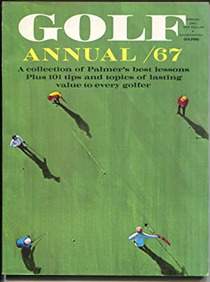 Golf Annual 2/1967-tournaments-instruction-Arnold Palmer's best lessons-FN
