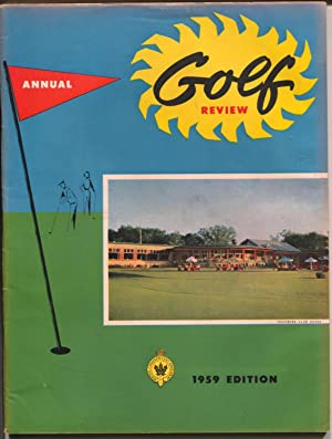 Annual Golf review 1959-Canadian golf-tournament results-Islesmere-VF