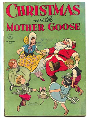Christmas With Mother Goose