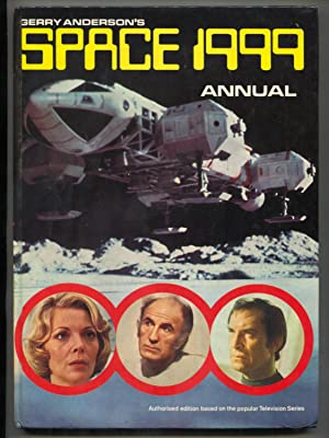 Space 1999 Annual 1975 UK hardback Gerry Anderson high grade
