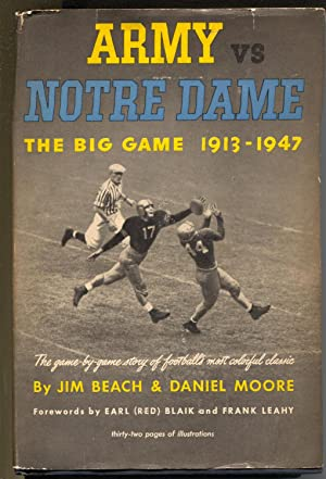 Army vs Notre Dame The Big Game