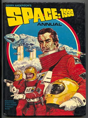 Space 1999 Annual 1977 UK hardback Gerry Anderson high grade