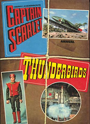 Captain Scarlet and Thunderbirds Annual UK hardback 1969