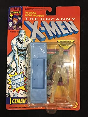 Uncanny X-Men Iceman Toy Biz Action Figure 1992