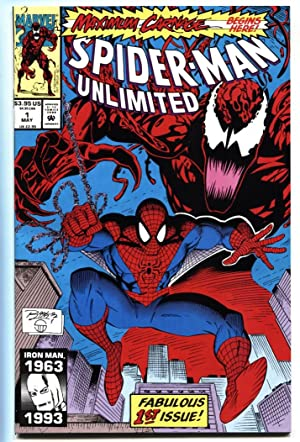 Spider Man Maximum Carnage Comics Abebooks