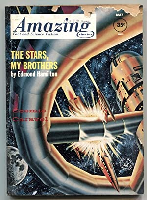 Amazing Stories May 1962- The Stars My