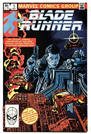 Blade Runner #1 First issue-marvel comic book NM-