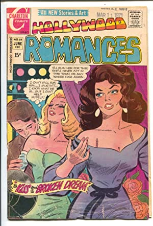 Hollywood Romances Vol. 2 #59 1971 Charlton-final issue art-spicy panels-G