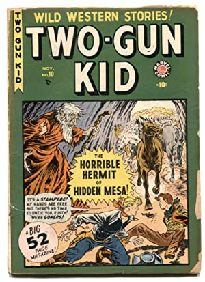 Two-Gun Kid #10 1949- Kid Colt- Golden Age Western F/G