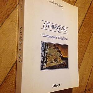 CHAVAGNES COMMUNAUTE VENDEENNE: AMBLARD DE GUERRY