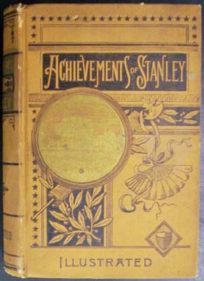H.M. Stanley's Wonderful Adventures in Africa: Headley, J.T.