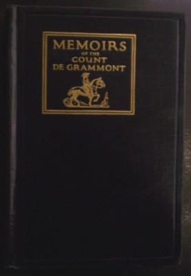 Memoirs of the Count de Grammont: Hamilton, Count Anthony