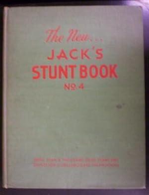 The New Jack's Stunt Book No. 4: Kumler, John M.