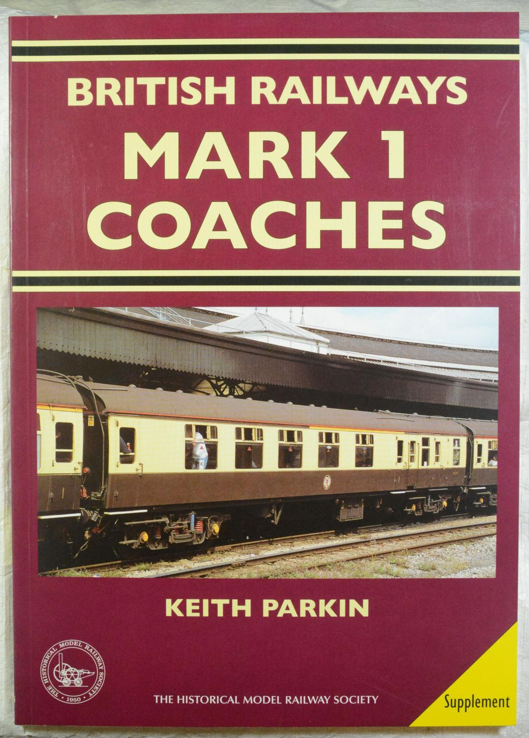 British Railways Mark 1 Coaches (Supplement)