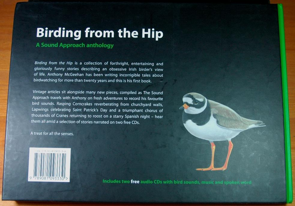 Birding from the Hip, a Sound Approach