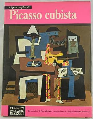 L'opera completa di Picasso cubista: Minervino, Fiorella