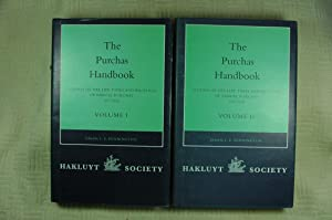 The Purchas Handbook: Studies of the Life,: Pennington (editor), L.E.