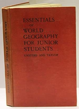 The Essentials of World Geography for Junior Students