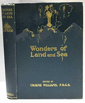 Wonders of Land and Sea Volumes 1 and 2