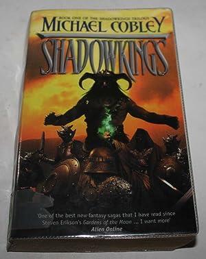 Shadowkings: Cobley, Michael