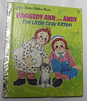 Raggedy Ann And Andy The Little Grey: Curren, Polly