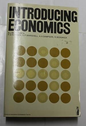 Introducing Economics: McCormick, B.J. &
