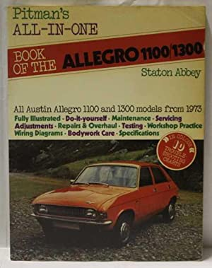 book of the allegro 1100/1300