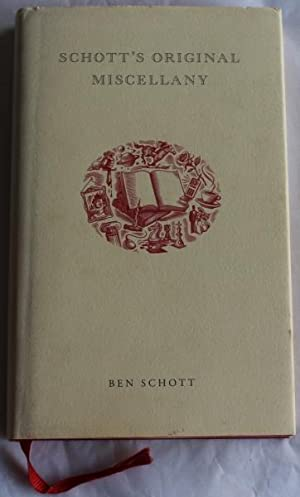 schotts original miscellany