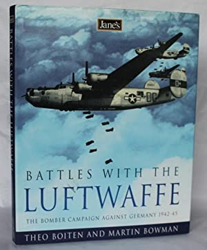 Jane's Battles With The Luftwaffe. The Bomber: Boiten and Martin