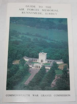 Guide to the Air Forces Memorial Runnymede,: No stated author