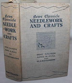 News Chronicle Needlework and Crafts: Davison, Irene; Miall,