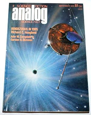Analog Science Fiction/Science Fact September 1975: Ben Bova (Editor)