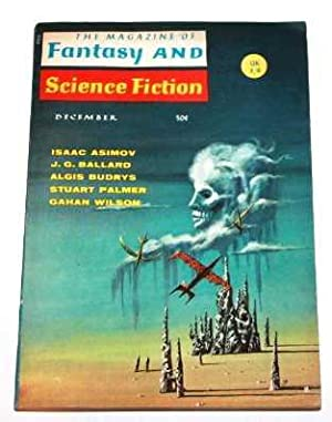 The Magazine of Fantasy and Science Fiction: Isaac Asimov, J.