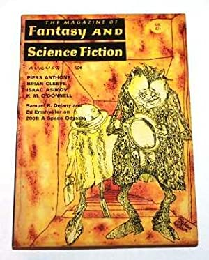 The Magazine of Fantasy and Science Fiction: Isaac Asimov, Piers