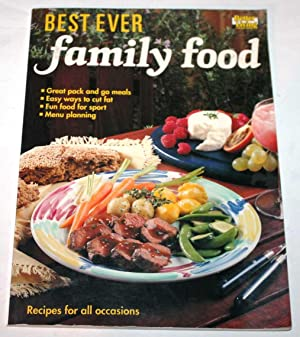 Best Ever Family Food