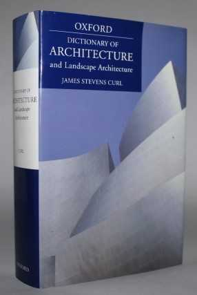 Oxford Dictionary of Architecture and Landscape Architecture