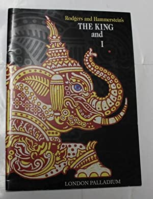 Rodger and Hammerstein's The King and I: No stated author
