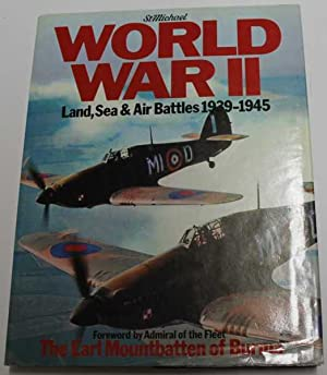 World War II : Land, Sea &: Chant, Christopher; Bidwell,
