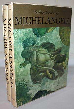 The Complete Work of Michelangelo: Mario Salmi (foreword);