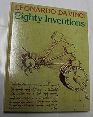 Leonardo's Inventions. Eighty Inventions: Mathe, Jean; MacRae,