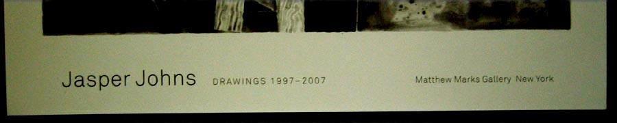 Drawings 1997-2007 Jasper Johns