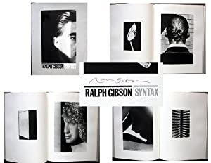 Syntax (SIGNED by Ralph Gibson): GIBSON, Ralph