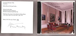 French Diplomat's Office, the (SIGNED by both: MARCLAY, Christian /