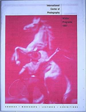 The Wild West: 1987-89 (Program Cover): LEVINTHAL, David