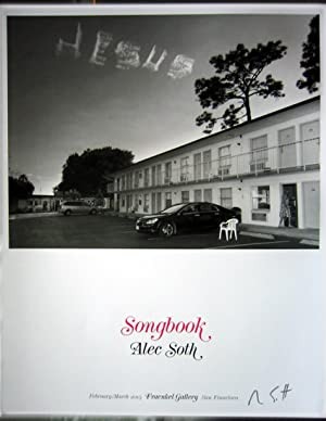 The Key Hotel. Kissimmee, Florida, 2012 (SIGNED: an exhibition poster by Alec Soth)