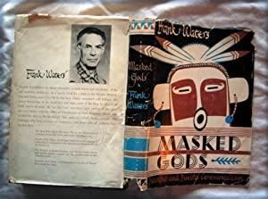 Masked Gods. Navaho and Pueblo Ceremonialism: WATERS, Frank